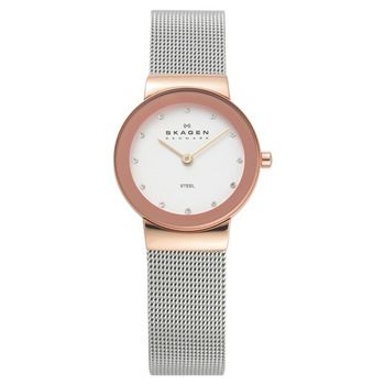 Skagen FREJA Ladies Watch with Mesh Bracelet