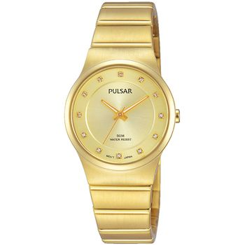 Pulsar DRESS Ladies Gold Watch