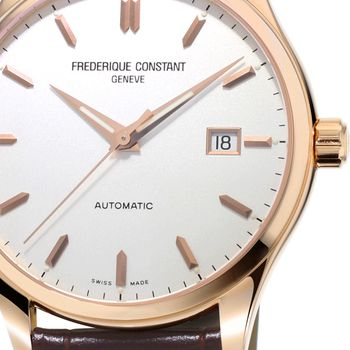 Frédérique Constant CLASSICS Index Automatic Gents Watch PVD