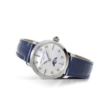 Frédérique Constant SLIMLINE Moonphase Ladies Watch