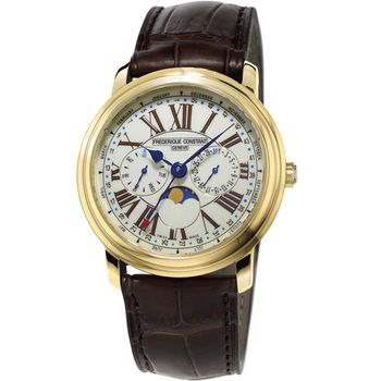 Frédérique Constant CLASSICS Business Timer Gents Watch