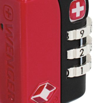Wenger Travel Sentry® 3-Dial Combination Lock