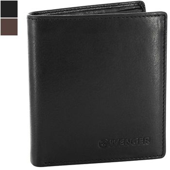 Wenger RAUTISPITZ Small Vertical Wallet with Flap
