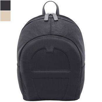 Aigner Leather Backpack