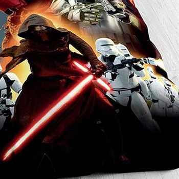 Disney STAR WARS Bed & Pillow Cover
