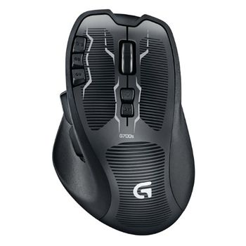 Logitech Wireless Rechargeable Gaming Mouse G700S