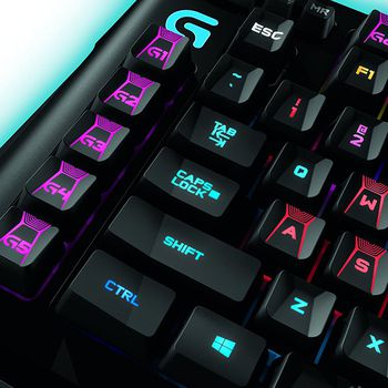 Logitech ORION SPARK RGB Mechanical Gaming Keyboard G910