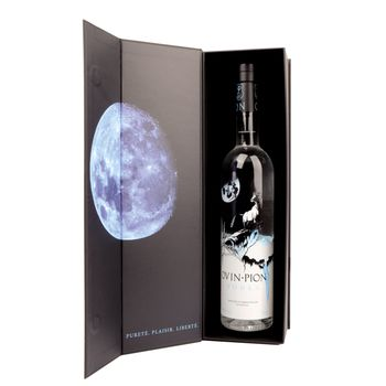 Ovin Pion Vodka 70cl with Present Box