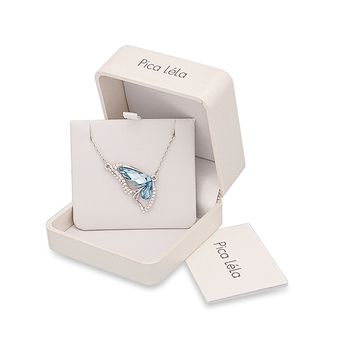 Pica LéLa DANCING BUTTERFLY Necklace