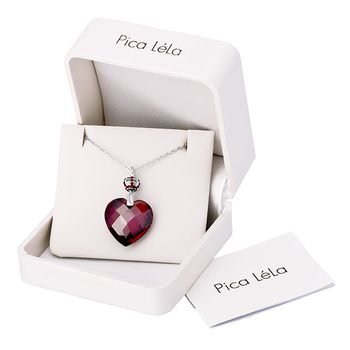 Pica LéLa QUEEN Of HEARTS Necklace