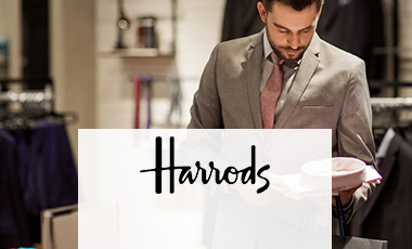 Discover the luxurious world of Harrods