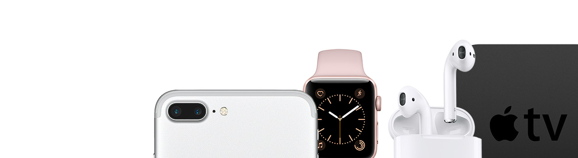 Reward yourself with the newest Apple gadgets